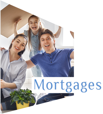 Mortgage Advisor in Birmingham and Wolverhampton. Mortgages. Happy family.